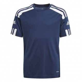adidas Kinder T-Shirt Squadra 21 navy/weiß