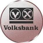 Emblem Volksbank, 50mm Durchmesser