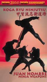 Dvd: Hombre - Ninja Weapons (190) - Vorschau