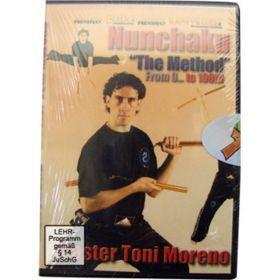 DVD DI MORENO: NUNCHAKU-THE METHOD FROM 0... TO 100 (522)