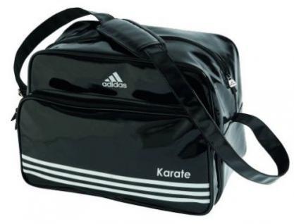 adidas Retro Umhänge Tasche Karate, Gr. L - Vorschau 2