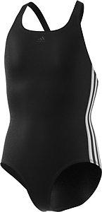 adidas Mädchen Badeanzug schwarz