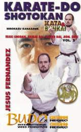 Dvd: Fernandez - Karate-do Shotokan Vol. 1 (3) - Vorschau