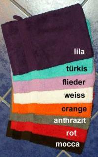 Handtuch aus Frottee 50x100 cm New York - Vorschau 2