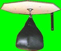 Punching Ball Halterung verstellbar - Vorschau 1