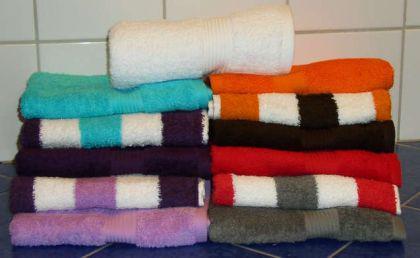 Handtuch aus Frottee 50x100 cm New York - Vorschau 1