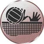 Emblem Volleyball, 50mm Durchmesser