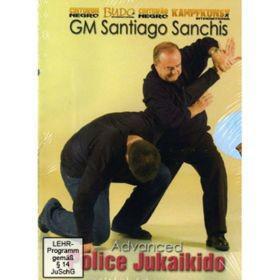 Dvd Di Sanchis: Advanced Police Jukaikido (518) - Vorschau