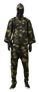 Ninja Anzug Camouflage
