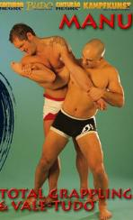 Dvd: Manu - Scapes!!! Total Grappling & Vale-tudo (48)