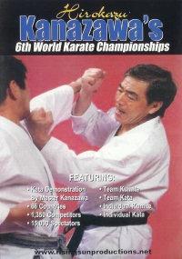 Hirokazu Kanazawa 6. Weltmeisterschaft 1997