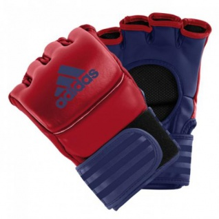 adidas Ultimate Fight Glove UFC Type Rot/Blau