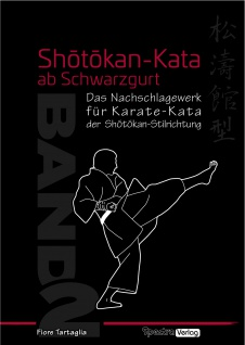 Shotokan Kata-Buch ab Schwarzgurt / Band 2