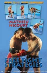 Dvd:nicourt-free Fight Strategies (122) - Vorschau