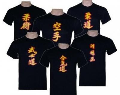 T-Shirt Deutschland Karate