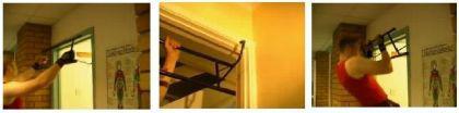 klimmzugstange zur befestigung ohne schrauben kaufen bei s b j. Black Bedroom Furniture Sets. Home Design Ideas