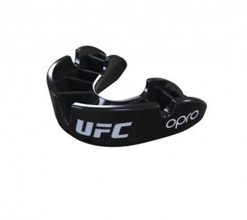 OPRO Zahnschutz UFC Bronze - schwarz, Senior