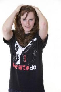 T-Shirt Mawashi-Geri