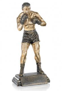 Pokal Figur Boxer