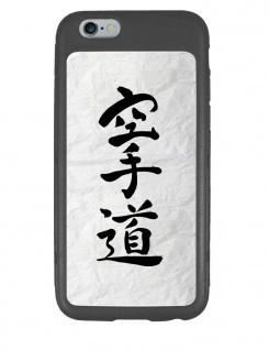 Handyhülle für Iphone 6 mit Karate Do Schriftzeichen