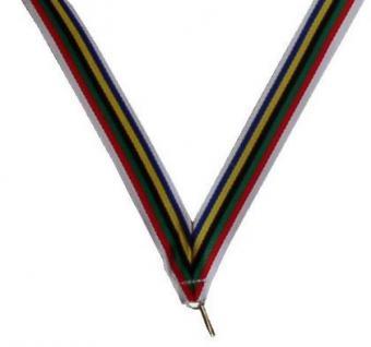Medaillen Band Olympia - Vorschau