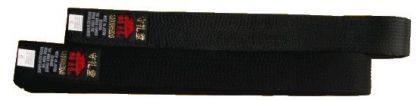 Shureido Budogürtel schwarz Baumwolle - Vorschau 1