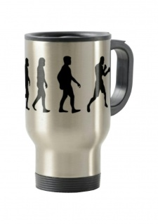 Thermo Becher To Go Motiv Evolution Boxing