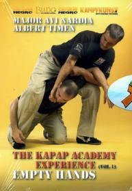 Dvd: Nardia - The Kapap Academy Experience Vol.1 (417) - Vorschau