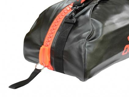 adidas Sporttasche - Sportrucksack schwarz/rot Kunstleder - Vorschau 5