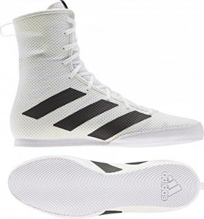 adidas Boxstiefel Box Hog 3 weiß/schwarz