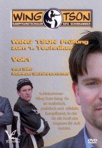 Wing Tson Prüfung zum 1. Techniker Vol.1