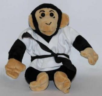 Plüsch Schimpanse