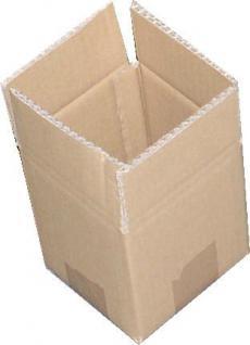 10 Stück Versandkarton 115 x 115 x 135 mm, 2wellig - Vorschau 1