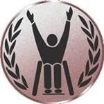 Emblem Behindertensport, 50mm Durchmesser - Vorschau 1