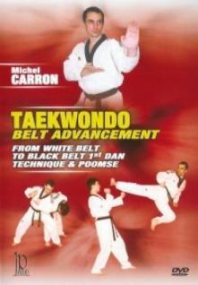 Taekwondo vom Anfänger bis zum Schwarzgurt