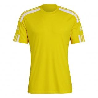 adidas T-Shirt Squadra 21 gelb/weiß