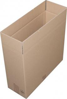 10 Stück Versandkarton ca. 470 x 170 x 400 mm, 1wellig - Vorschau 1