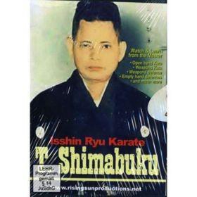 DVD DI SHIMABUKU: ISSHIN RYU KARATE (506) - Vorschau