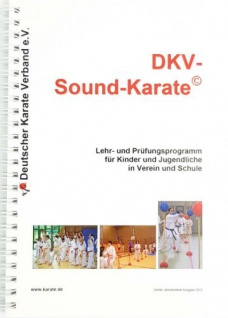 Ringbuch DKV Sound Karate Konzept