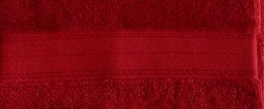 Saunatuch Supreme 100x200 cm kaminrot 600 g/m2 mit Namensbestickung silber 0142 - Vorschau 5