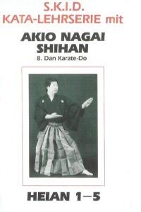 SKID Kata Lehrserie Vol.1 Shihan Nagai