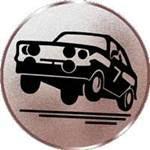 Emblem Rallye-Sport, 50mm Durchmesser