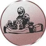 Emblem Kart, 50mm Durchmesser