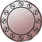 Emblem Zierkranz, 50mm Durchmesser