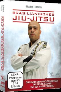 Brasilianisches Jiu-Jitsu Vol.1 Nicolas Romana