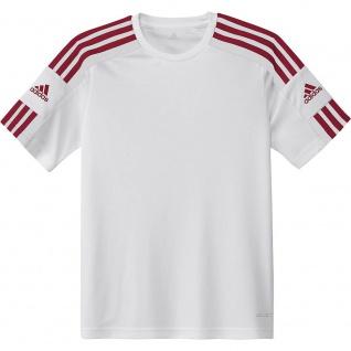 adidas Kinder T-Shirt Squadra 21 weiß/rot