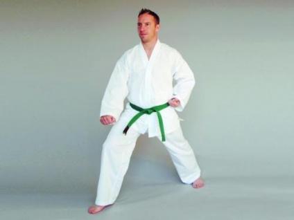 ITF Taekwondoanzug Kyongi mit Rückenstick