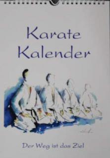 Karate Kalender - Vorschau 1