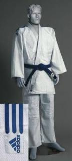 Judoanzug adidas Club/Training blau, Gr. 120 cm - Vorschau