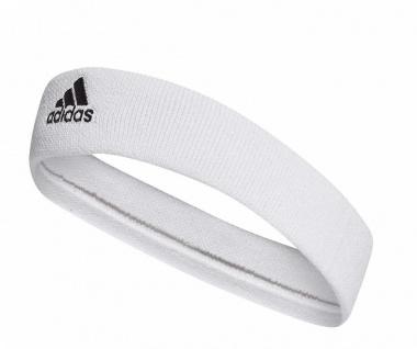 adidas Stirnband weiß